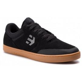 Etnies Shoes Marana Michelin Black Dark Grey Gum