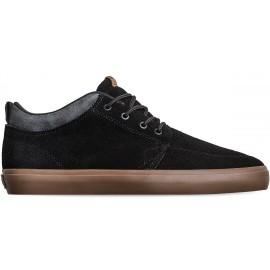 Globe GS Chukka Black Grey Tobacco Shoes