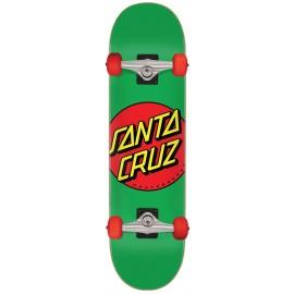 "Santa Cruz Classic Dot 7.8""Complete Skateboard"