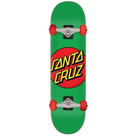 """Skate Complet Santa Cruz Classic Dot 7.8"""""""