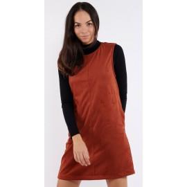 BANANA MOON Lya Bambini Mahogany Dress