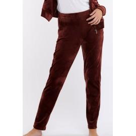 Pantalon de Jogging Femme Banana Moon Keenan Sealake Lie De Vin