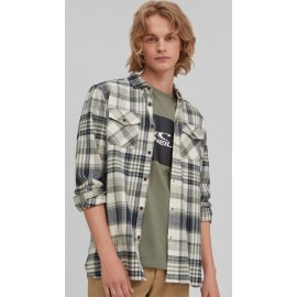 Men's Flannel Shirt O'NEILL Check Shirt Birch