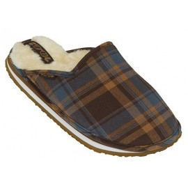 Slippers COOL SHOE HOME Plaid