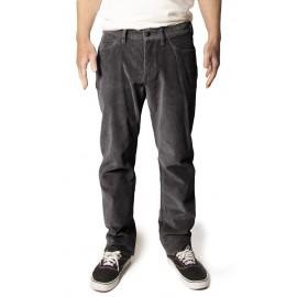 VISSLA Border C Cord 5 PKT Phantom Men's Velvet Pants