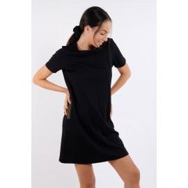 BANANA MOON Loane Batiland Dress Black
