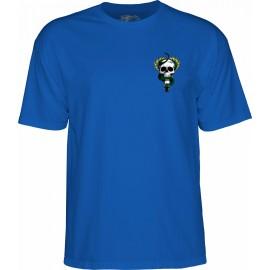 Tee Shirt Powell Peralta MCGILL Skull & Snake Royal Blue