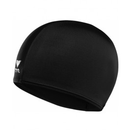 Lycra Fabric Swim Cap TYR Black