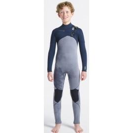C-Skins Junior Session Chest Zip Wetsuit 5/4mm