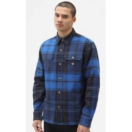 Long Sleeve Shirt DICKIES Nimmons Dark Navy