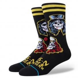 STANCE Guns N 'Roses Appetite Black Socks