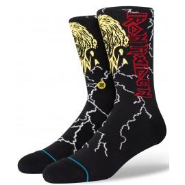 Socks STANCE Iron Maiden Night City Black