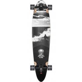 """Longboard Skate Globe Pinner Classic 40""""Coconut Black Tide"""