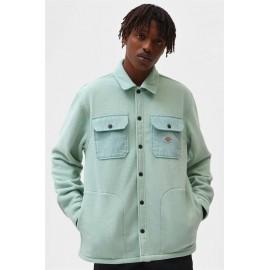DICKIES Mackenzie Jadeite Fleece Shirt