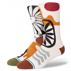 Socks STANCE Land And Sea White