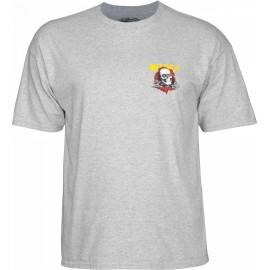 Tee Shirt Powell Peralta Ripper Gray