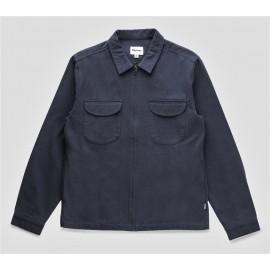 Veste Homme RHYTHM Union Shirt Navy
