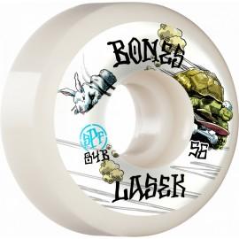 Bones SPF Lasek Tortoise Hare 56mm 104A Wheels