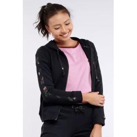 BANANA MOON Fresco Lautaro Women's Sports Jacket Black