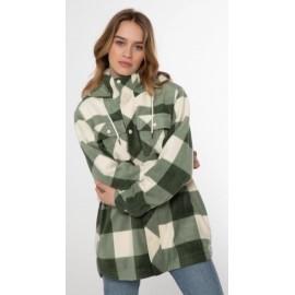 Women's Fleece Jacket PROTEST Finncy Juniper