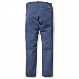 Pant Carhartt Club Pant Work Blue Garment Died