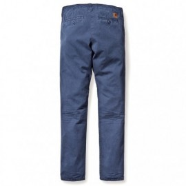 Pant Carhartt Club Pant Work Blue Garment Died
