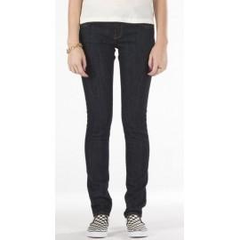 Pantalon Vans Jean Skinny Denim Indigo Rinse