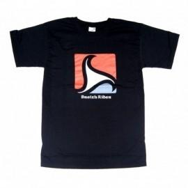 Tee Shirt Breizh Rider Trez Noir