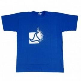 Tee Shirt Breizh Rider Vorlen Bleu