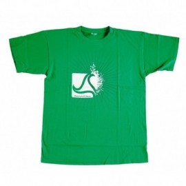 Tee Shirt Breizh Rider Vorlen Vert
