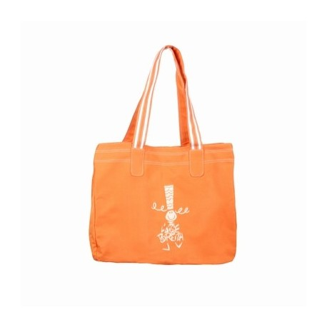 Beach Bag A L'Aise Breizh Orange