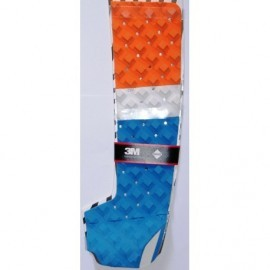 Pads Ocean & Earth Owen Wright Customix Droite Orange White Blue