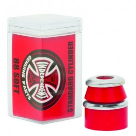 Bushing Independent Cylinder Soft 88A Red