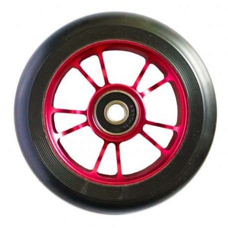 Roue Blunt 10 Spokes 100mm Red