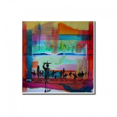 Tableau OLA KETAL Impréssion sur Toile de L'artiste Rémi Bertoche E