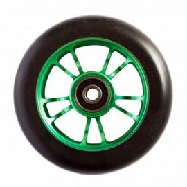 Roue Blunt 10 Spokes 100mm Green