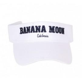Visière Banana Moon Blanche