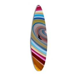 Planche De surf Déco OLA Kétal Arty Rémi Bertoche Surf The Line Barrel