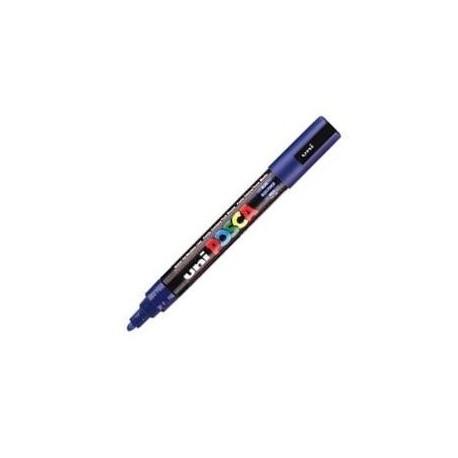 Feutre Posca PC-5M Bleu Foncé