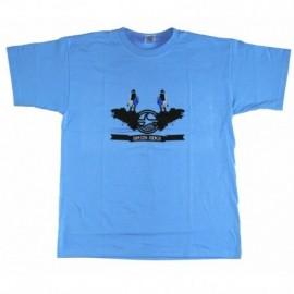 Tee Shirt Breizh Rider Gwenir Sky Blue Series 2