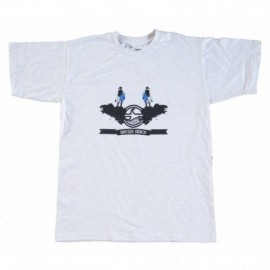 Breizh Rider Gwendra Gray Light Series 2 Tee Shirt