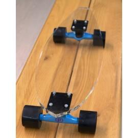 Skate Cruiser Park's Skateboard Plexiglass Black