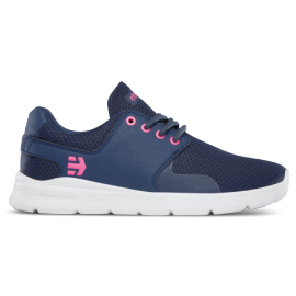 ETNIES Women's Scout XT Wos Navy Pink Shoe