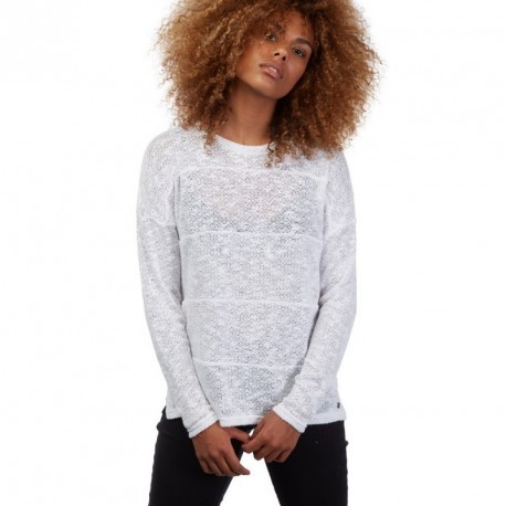 Pull Fin Volcom Get In Line White