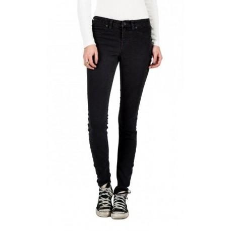 Pantalon Jeans Volcom Liberator Legging Blackout