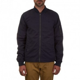 Veste Volcom Against Navy