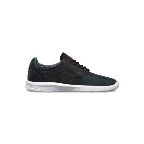 Vans Shoes Iso 1.5 Black True Tweed Dots - Breizh Rider a49fed9f3