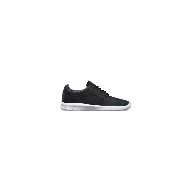 Chaussures Vans Iso 1.5 Black True Tweed Dots - Breizh Rider 58ef166ed