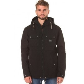 Billabong Matt Black Coats