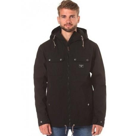Billabong Matt Black Coats